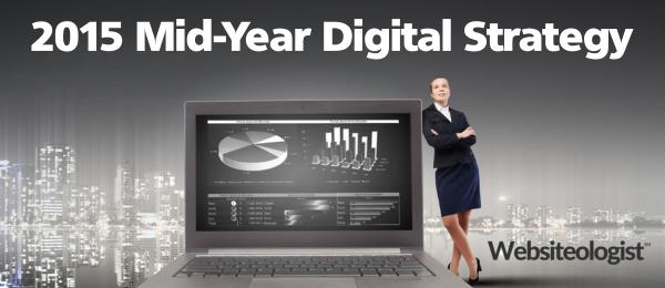 2015 Digital Marketing Strategy Mid-Year