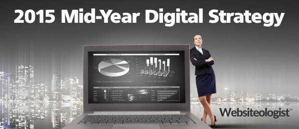2015 Digital Marketing Strategy Mid-Year